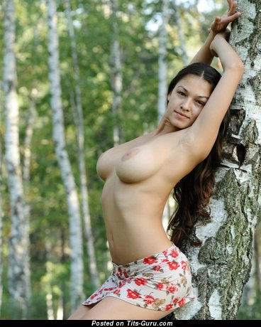 Sofia - Hot Babe with Hot Exposed Medium Sized Jugs (Hd Sexual Wallpaper)