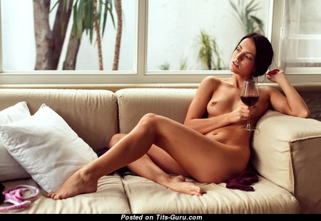 Dazzling Glamour Undressed Brunette (Hd Sex Photoshoot)