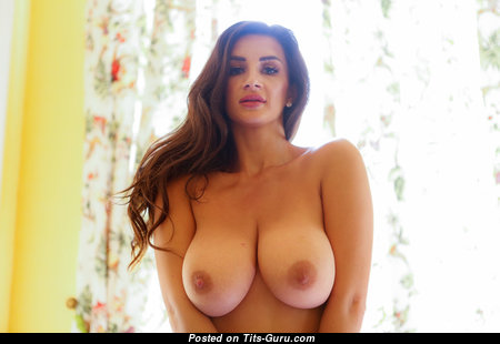 Cara Boyle - Delightful Topless Moll with Delightful Open Natural Normal Boobie (18+ Image)