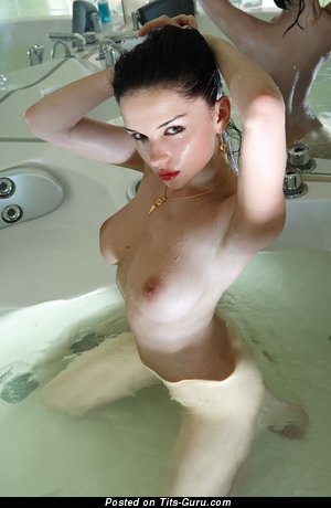 Image. Jenya D - nude awesome lady with medium natural breast image