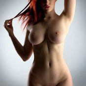 Jaye Rose - amazing woman with big natural tittes photo