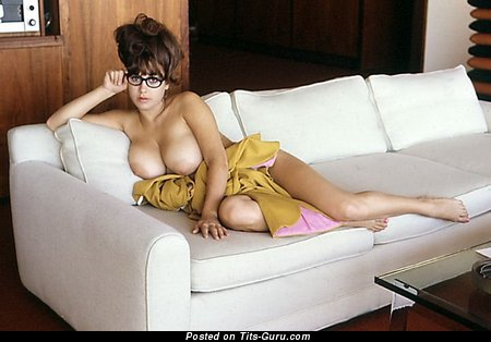 Image. Fran Gerard - nude wonderful lady with big tits vintage