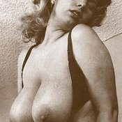 Elaine - wonderful lady with big boobs vintage