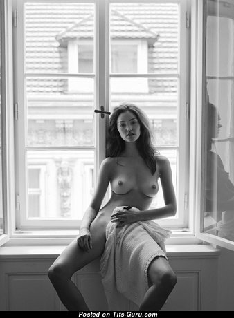 Ollie Kram - The Best Nude Brunette (Hd Sex Pix)