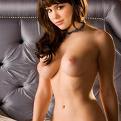 Kler Sinkler - brunette with big natural boobies photo