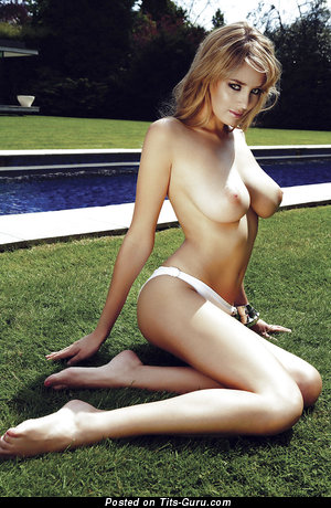 Image. Keeley Hazell - nude beautiful girl image