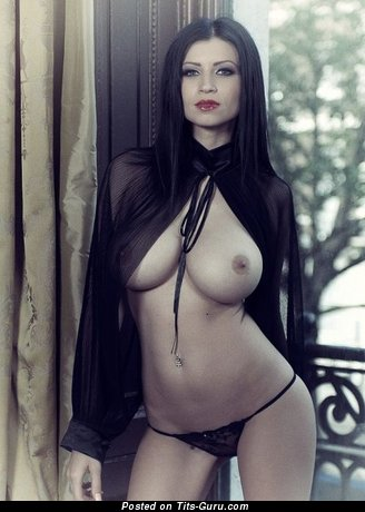 Image. Hot woman with huge tits picture