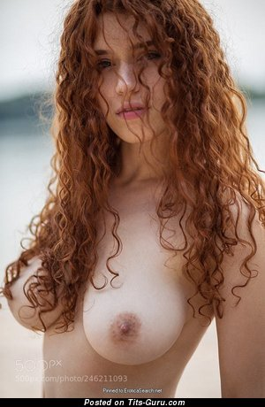 Lovely Girlfriend with Lovely Defenseless Real Regular Tits (18+ Photoshoot)