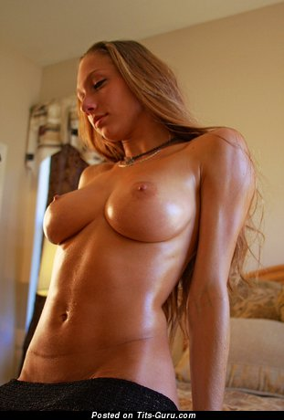 Nude nice woman with big tittes image