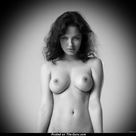 Image. Nice woman with medium natural tittys photo