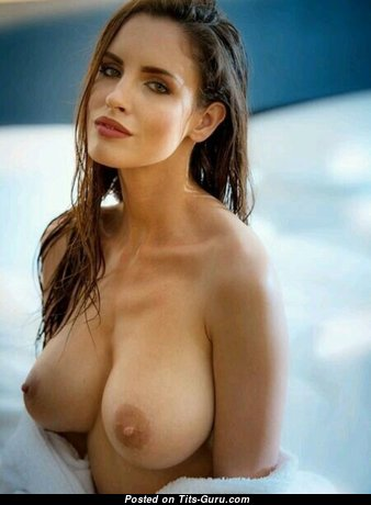 Splendid Babe with Splendid Defenseless D Size Knockers (Hd 18+ Image)