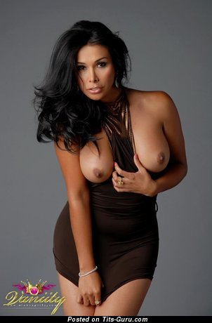 Image. Vaniity - nude beautiful girl with big natural tits photo