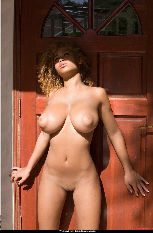 Naked women breasts