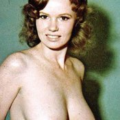 Sharon Kelly - wonderful woman with natural boobies vintage