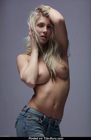 The Nicest Babe with The Nicest Bald Real Knockers (18+ Wallpaper)