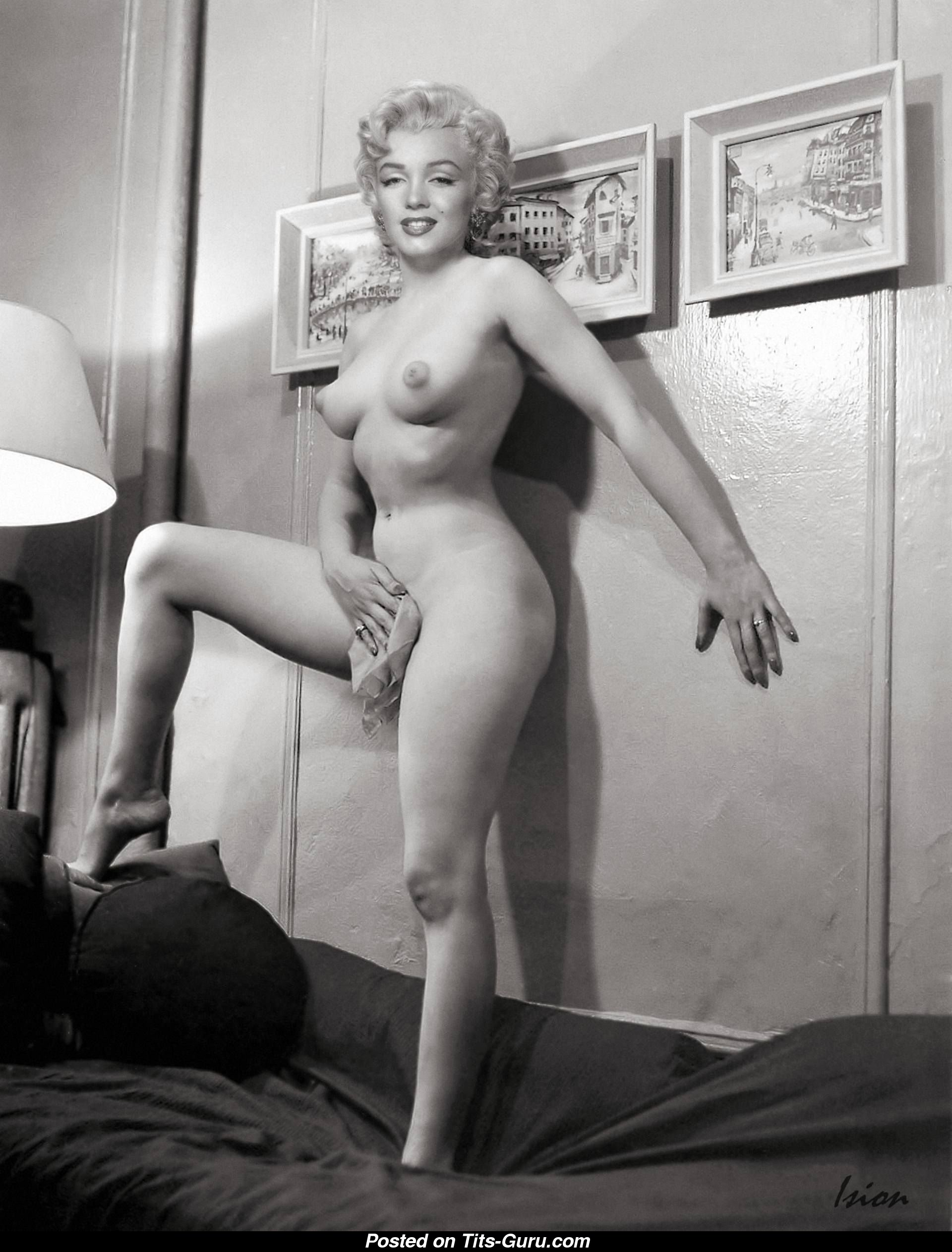 Know, early marilyn nudes monroe quickly thought))))