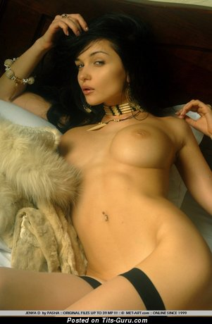 Naked awesome woman with medium tittys picture