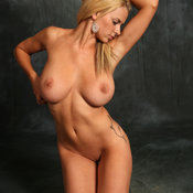 Sasha Bonilova - hot lady with big natural tittys pic