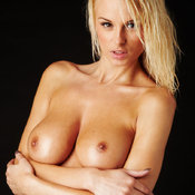 Wonderful female with big tittys pic