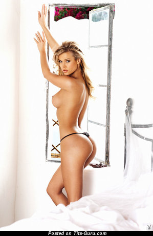 Image. Joanna Krupa - naked blonde with big tittes image