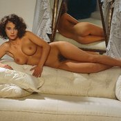 Sabine Dragomirescu - naked brunette with medium natural tots picture