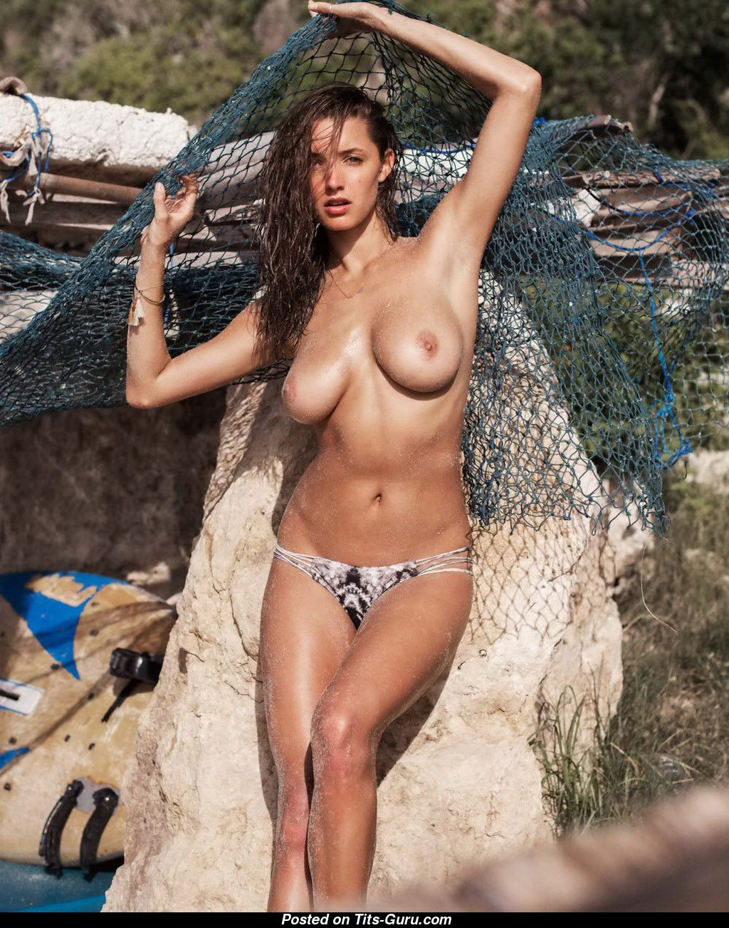 Alyssa Arce Nude alyssa arce - latina doll with nude natural soft melons