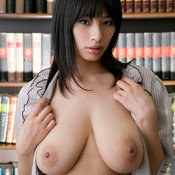 Hana Haruna - nice woman with big natural tittes picture
