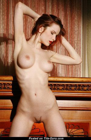 Image. Ulya I - awesome lady with natural breast image