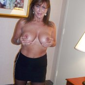 Amazing woman with medium tittes picture