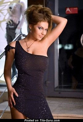 Image. Olga Pavlenko - nice woman with big natural tittys photo