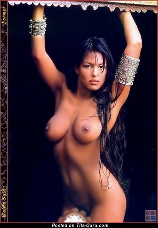 Image. Waida Said - asian with big boobies photo