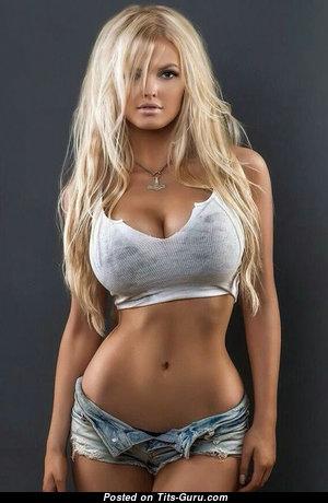 Hot Non-Nude Babe (Xxx Image)