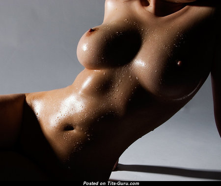 Handsome Babe with Handsome Exposed Medium Titties (Sexual Wallpaper)