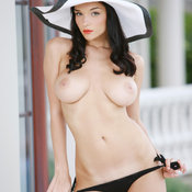 Jenya D - amazing woman with big natural tittes picture