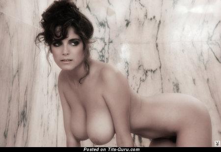 Image. Naked beautiful female vintage