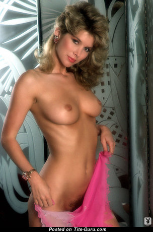 Image. Debi Johnson - naked awesome lady with medium natural tits image