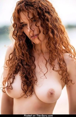 Magnificent Topless Red Hair (Sexual Pic)