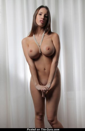 Luciana: naked amazing female with big tots image