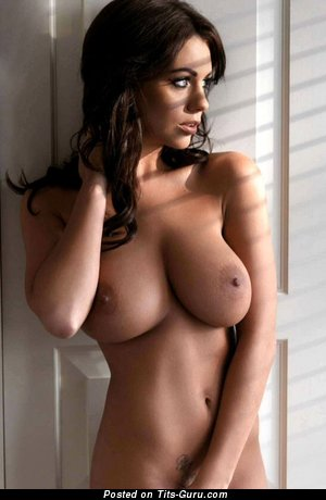 Image. Awesome woman with big natural tittys image