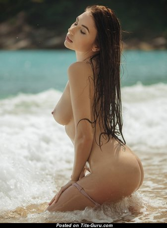Niemira - Appealing Ukrainian Babe with Appealing Bald Natural Medium Boob (Hd Sex Photo)