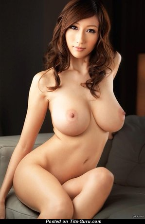 Image. Sexy asian with big natural tits pic