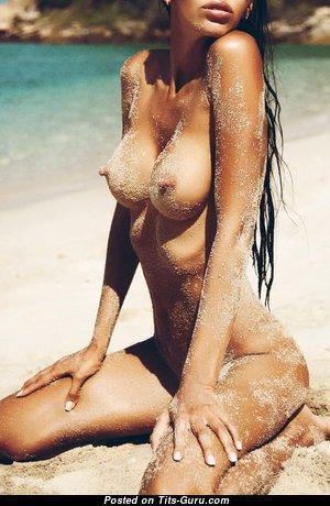 Elegant Nude Babe (Hd 18+ Wallpaper)