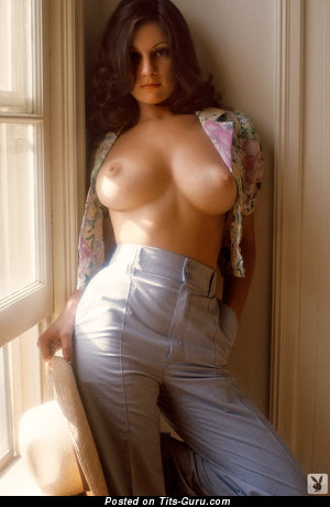 Image. Beautiful female with big natural breast picture