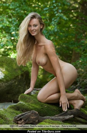 Carisha - Alluring Topless Czech Blonde Girlfriend, Babe & Actress with Amazing Naked Natural Soft Boobie, Giant Nipples, Sexy Legs is Undressing (Hd 18+ Pic)