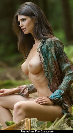 Appealing Unclothed Babe (Hd 18+ Wallpaper)