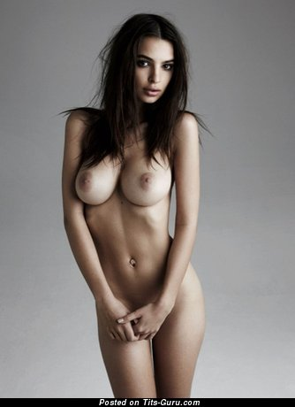 Fine Girl with Fine Naked Very Big Tits (Hd Sex Picture)