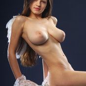 Sofi A - wonderful female with big natural tittes pic