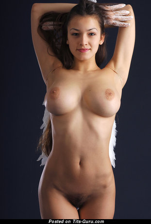 Image. Nude wonderful girl with big tits picture
