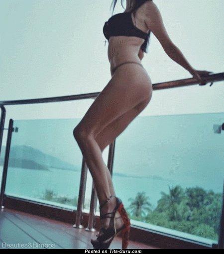 Image. Nude wonderful lady gif