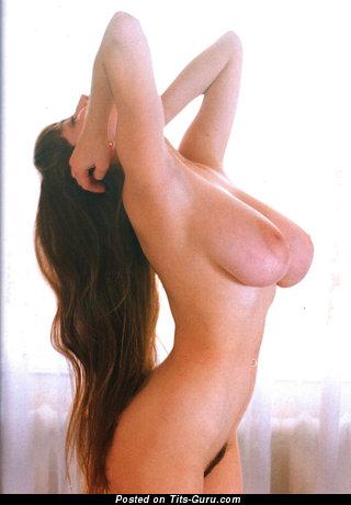 Yulia Nova - nude hot female with big natural boobs pic